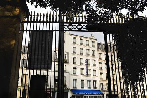 Timhotel jardin des plantes hotel paris null prix for Reservation hotel paris pas cher