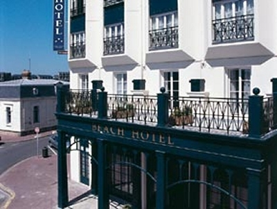 Hotel Beach Trouville Avis
