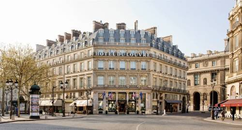 H Tel Du Louvre Paris Hotel France Limited Time Offer