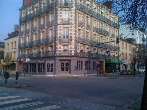 Hotel de la tour d 39 auvergne rennes hotel rennes france for Prix des hotels en france