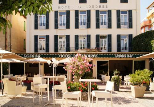 H tel de londres hotel menton france prix r servation for Prix hotel en france