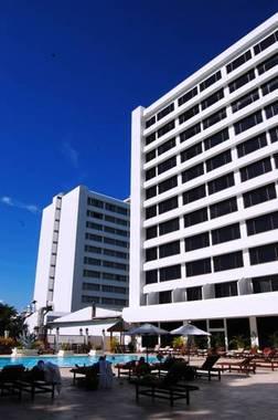 Chiangmai Plaza Hotel Convention Spa Chiang Mai Hotel Thailand