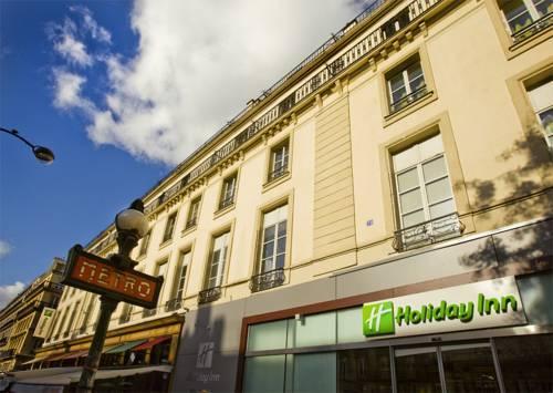 holiday inn paris op ra grands boulevards paris hotel france limited time offer. Black Bedroom Furniture Sets. Home Design Ideas