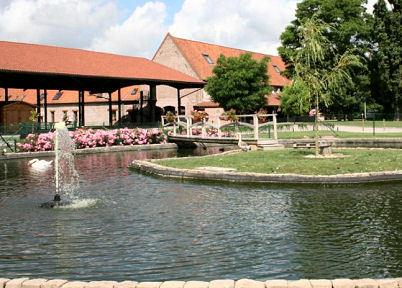 Le domaine des cigognes hotel ennevelin france prix for Reservation hotel france moin cher