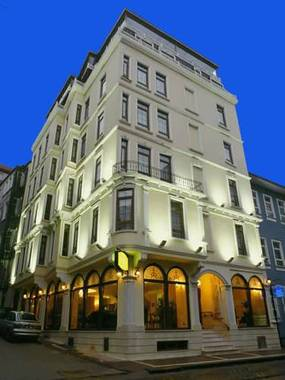 Best Western Empire Palace Istanbul Hotel Turkey Limited