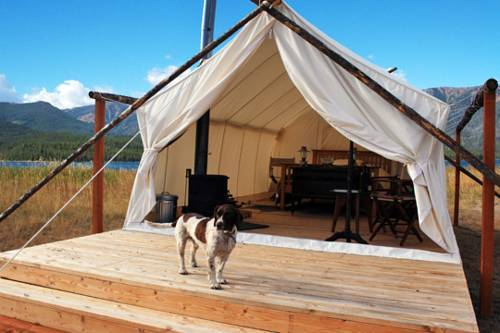 Yellowstone Under Canvas West Yellowstone, Hotel null