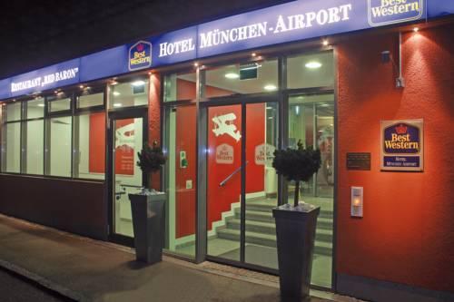 Best Western Hotel Munchen Airport Erding Hotel In Deutschland