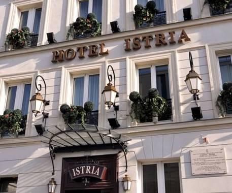 Istria montparnasse hotel paris france prix for Prix hotel france