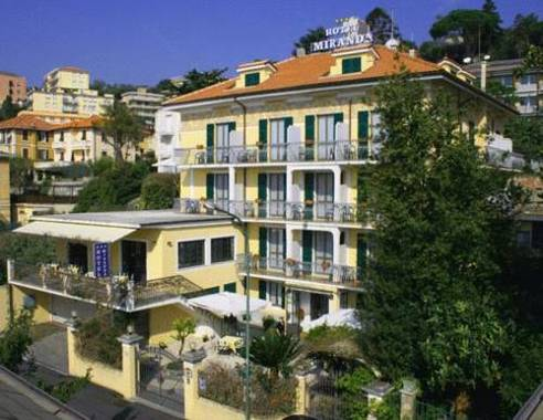 Hotel Miranda Varazze, Hotel Italy. Limited Time Offer!