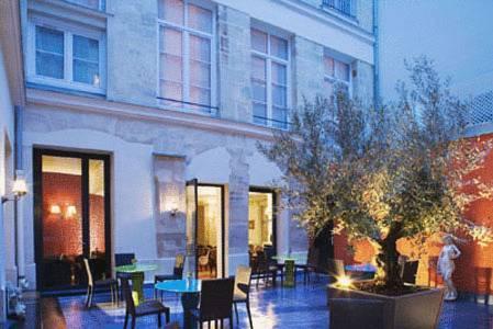 Malte op ra hotel paris null prix r servation moins for Reservation hotel paris pas cher