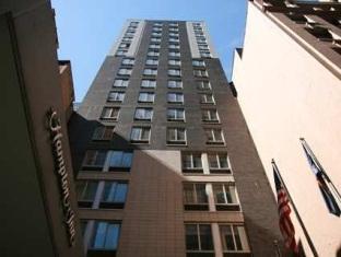 hampton inn madison square garden new york city hotel. Black Bedroom Furniture Sets. Home Design Ideas