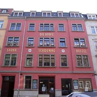 hostel die boofe dresden hotel in deutschland jetzt 30 g nstiger. Black Bedroom Furniture Sets. Home Design Ideas