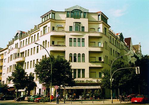 Olivaer apart hotel am kurf rstendamm berlin hotel for Aparte hotel