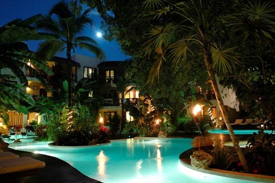La Tortuga Hotel & Spa Playa del Carmen, Hotel Mexico