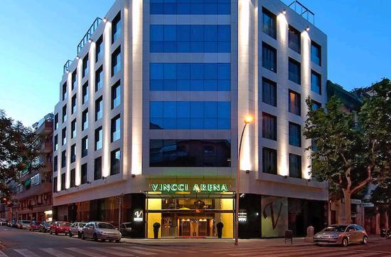 Vincci arena barcelona hotel null limited time offer - Hotel vincci barcelona ...