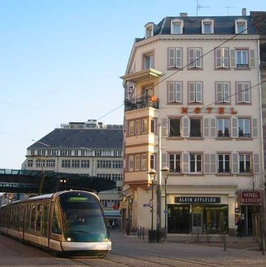Hotel Restaurant Strasbourg Pas Cher