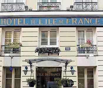 Ile de france op ra hotel paris france prix for Prix des hotels en france