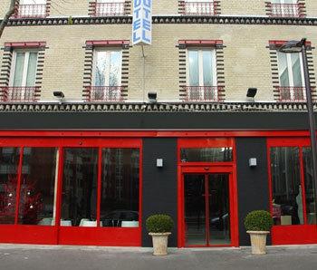 Pavillon porte de versailles hotel paris france prix for Salon porte de versailles pavillon 3
