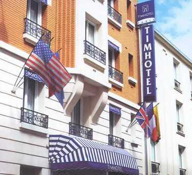 Timhotel tour eiffel hotel paris france prix for Reservation hotel paris pas cher