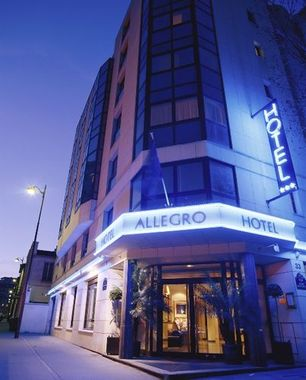 Allegro paris hotel paris france prix r servation for Reservation hotel paris pas cher