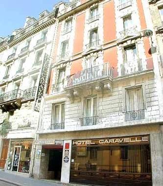 Caravelle hotel paris null prix r servation moins for Reservation hotel paris pas cher