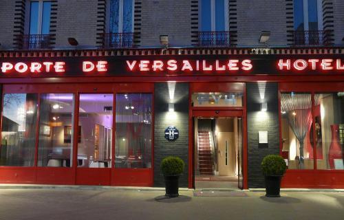 Median paris porte de versailles paris hotel france - Hotel median paris porte de versailles ...