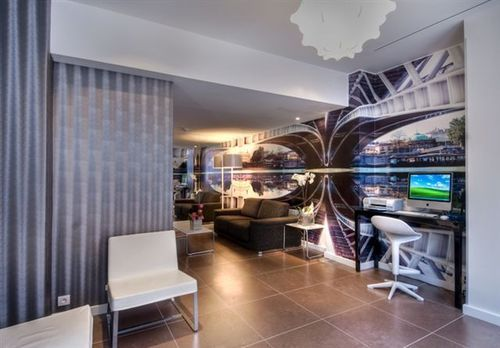 Moderne st germain paris hotel france limited time offer for Hotel moderne paris