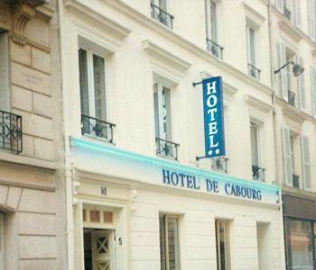 H tel de cabourg hotel paris france prix r servation for Reservation hotel paris pas cher