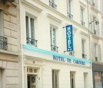 H tel de cabourg hotel paris france prix r servation for Hotel bas prix paris