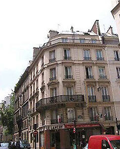 H tel des 3 nations hotel paris france prix for Prix hotel en france