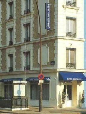 Hotel Belgrand Paris