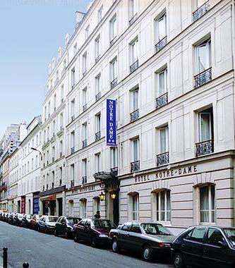 Hotel notre dame hotel paris france prix r servation for Prix hotel france
