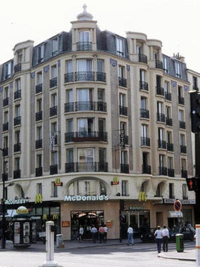 Hipotel paris printania hotel paris france prix for Reservation hotel paris pas cher