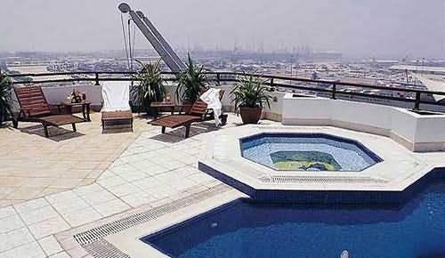 Seaview Hotel Dubai Dubai Hotel United Arab Emirates