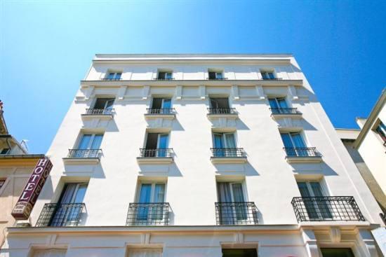 H tel de la perdrix rouge hotel paris france prix for Prix hotel france