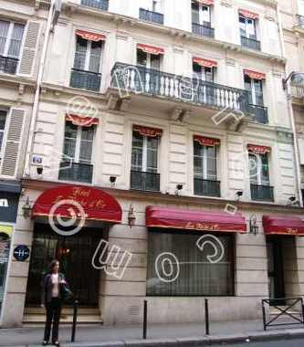 H tel de la fl che d 39 or hotel paris france prix for Prix hotel france