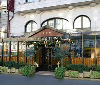 La villa des ternes hotel paris null prix r servation for Prix des hotels a paris