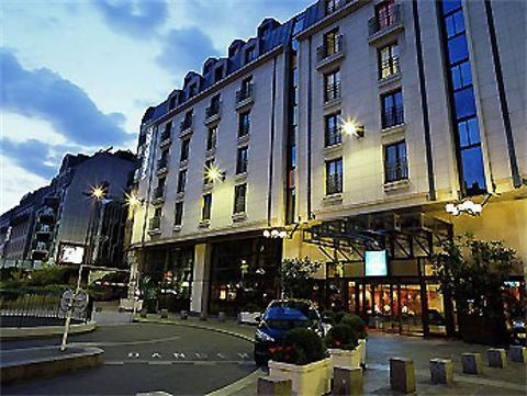 Novotel paris les halles hotel paris france prix for Prix hotel en france