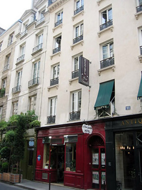 Hotel rive gauche hotel paris france prix r servation for Reservation hotel paris pas cher