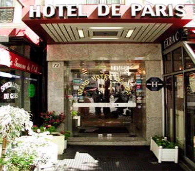 Grand h tel de paris hotel paris france prix for Prix hotel en france