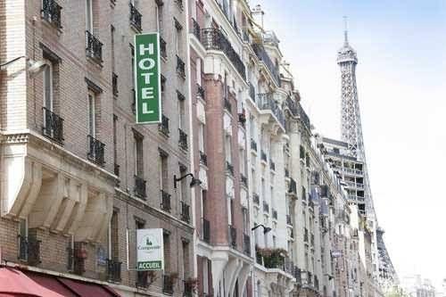 Campanile Paris 15 Tour Eiffel Paris Hotel France