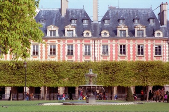 Les jardins du marais paris hotel france limited time offer for Jardins a visiter a paris