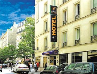 Ibis styles paris al sia montparnasse hotel paris for Prix hotel france