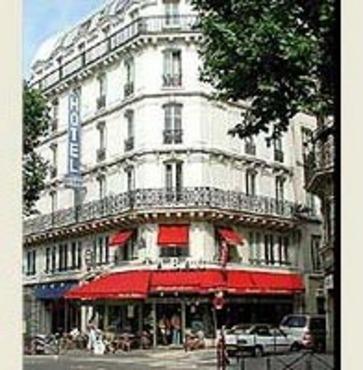 Best western h tel france europe hotel paris france for Prix hotel france
