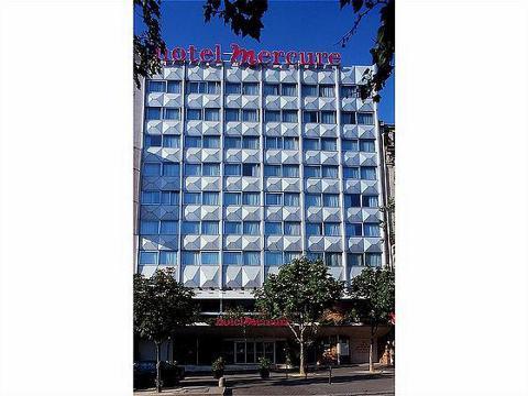 Mercure paris vaugirard porte de versailles hotel paris for Prix des hotels a paris