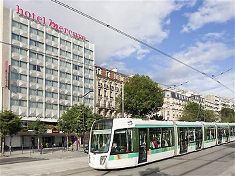 Mercure paris vaugirard porte de versailles hotel paris - Hotel paris pas cher porte de versailles ...