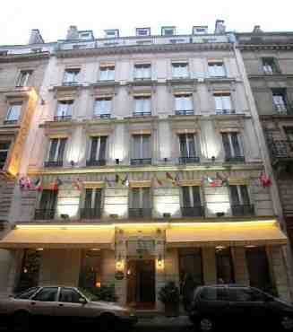 Hotel louvre rivoli hotel paris france prix for Prix hotel moins cher