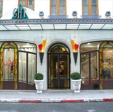 Grand hotel des terreaux hotel lyon france prix for Prix de hotel