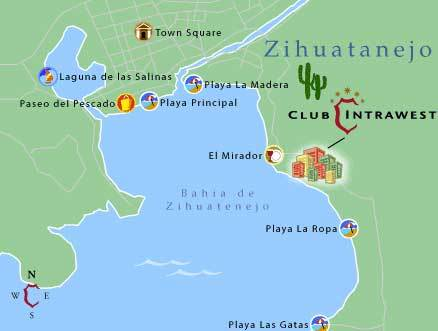 Club Intrawest Zihuatanejo Zihuatanejo Hotel Mexico Limited Time