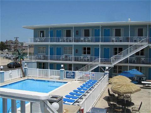 sandy shores resort motel north wildwood hotel null. Black Bedroom Furniture Sets. Home Design Ideas
